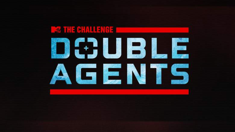 The Challenge: Double Agents logo