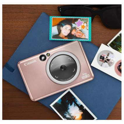 Canon instant print camera