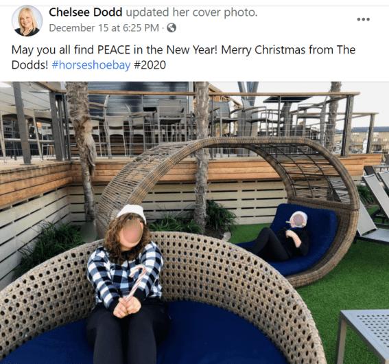 Chelsee Dodd Facebook