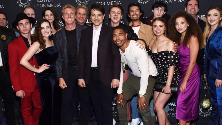 The Cast Of 'Cobra Kai'