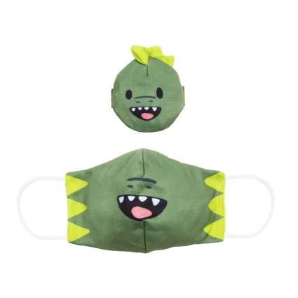 Cubcoats - Dino Face Mask