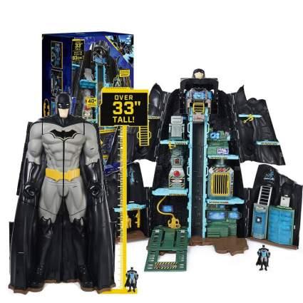 DC Comics Batman Bat-Tech Batcave