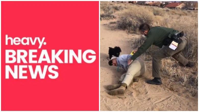 native american tased at national park