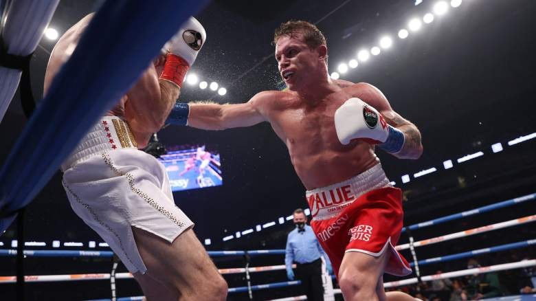 Canelo Alvarez vs. Callum Smtih