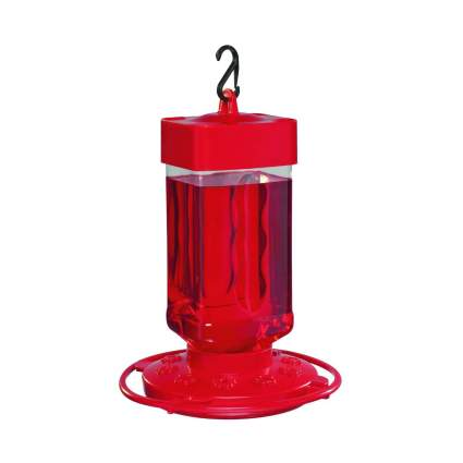 First Nature 32-Ounce Hummingbird Feeder