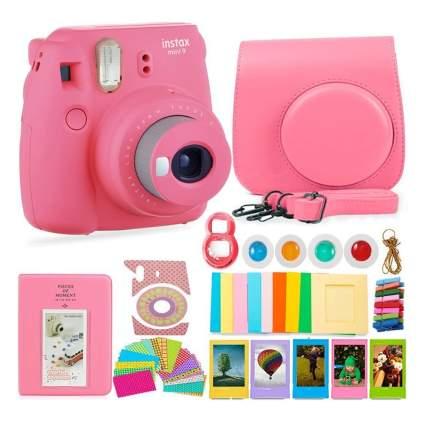 mini camera gift set