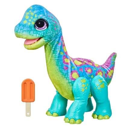 FurReal Snackin Sam The Animatronic Brontosaurus