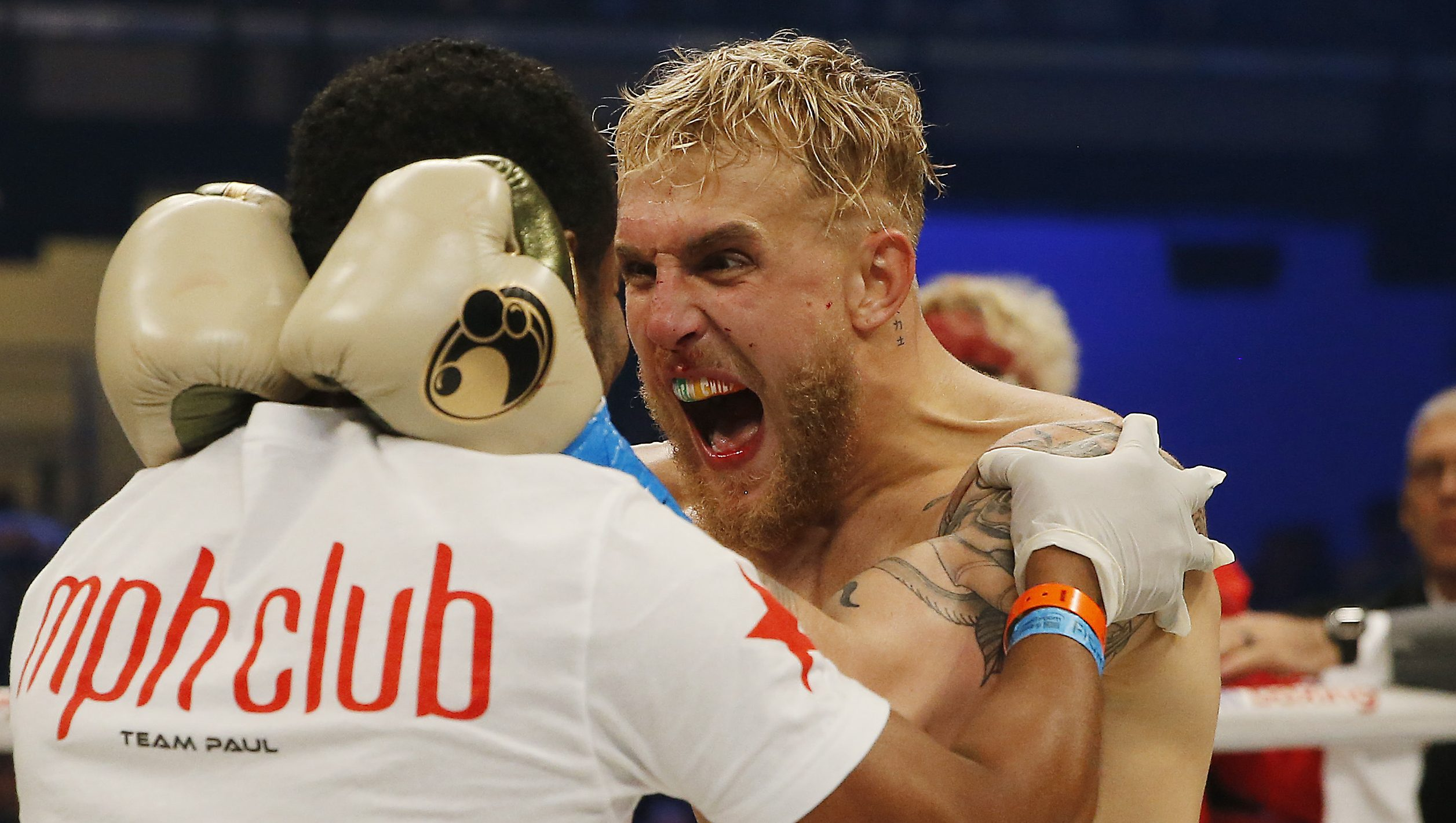 Jake Paul to Fight UFC Fighter on April 17: 'Rude Awakening'