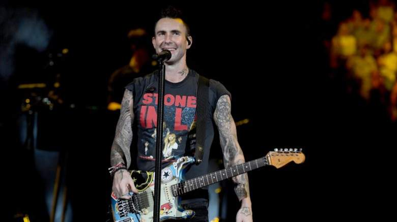 Adam Levine The Voice Return