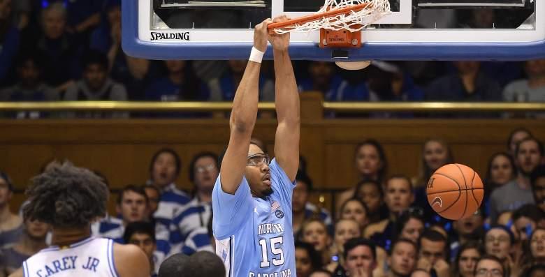 UNC vs Kentucky basketball watch