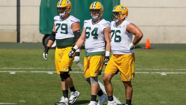 John Leglue Packers