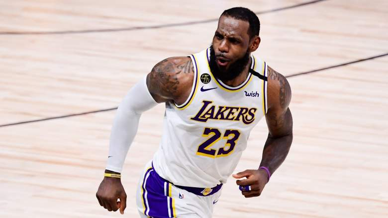 LeBron James and the Lakers look to repeat as NBA champs