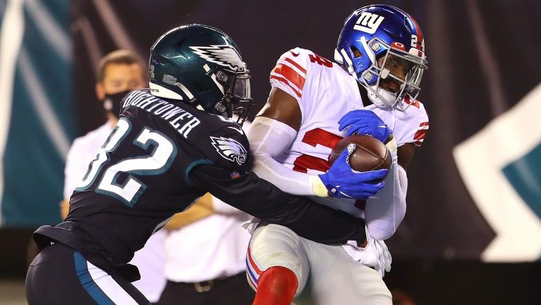 Giants Place James Bradberry on COVID-19/Reserve List