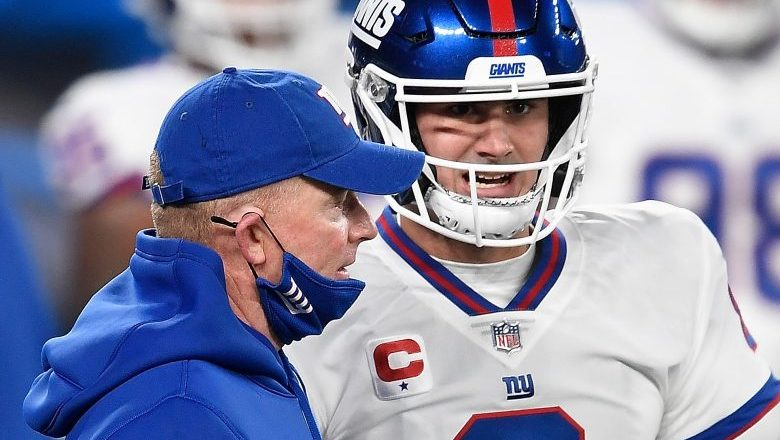 Jason Garrett tests positive for COVID-19, Freddie Kitchens to call plays for Giants