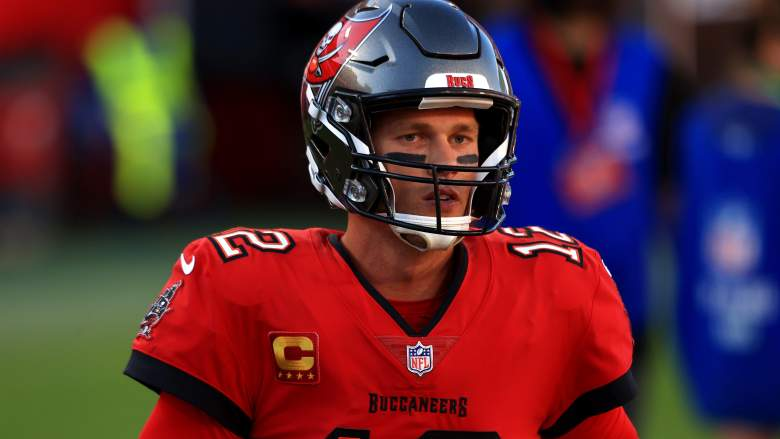 Tom Brady Play 45
