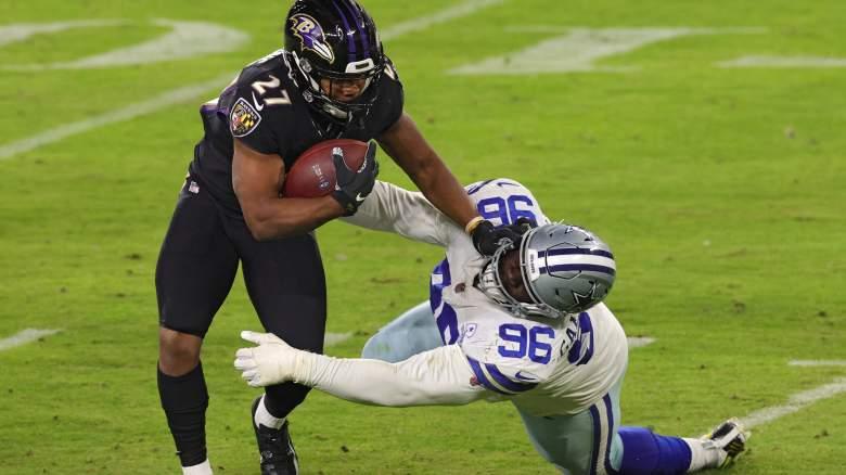 Cowboys vs. Ravens
