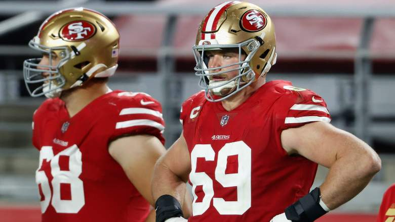 49ers mike mcglinchey weight