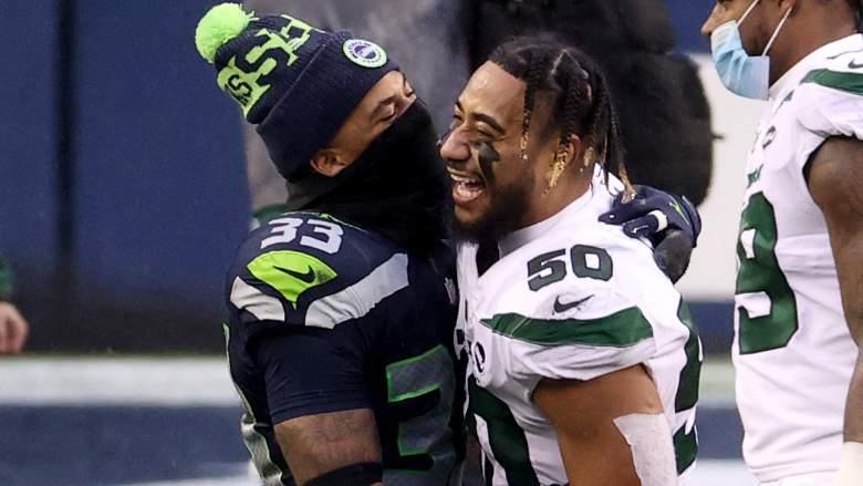 Seahawks Jets