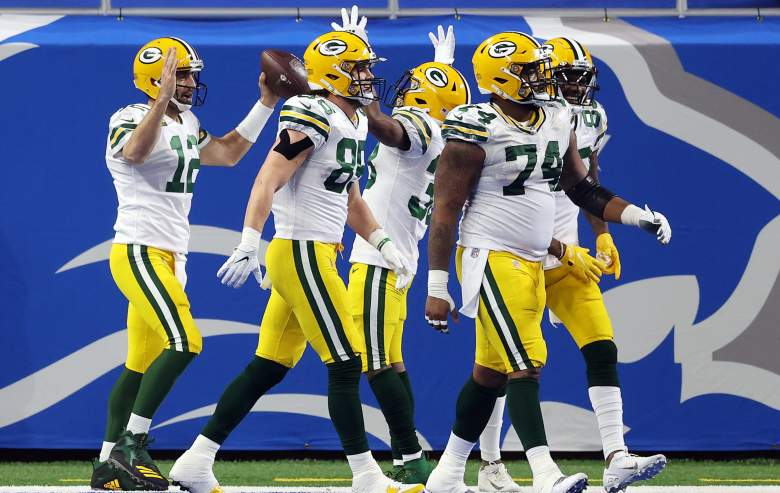 Packers vs Panthers watch