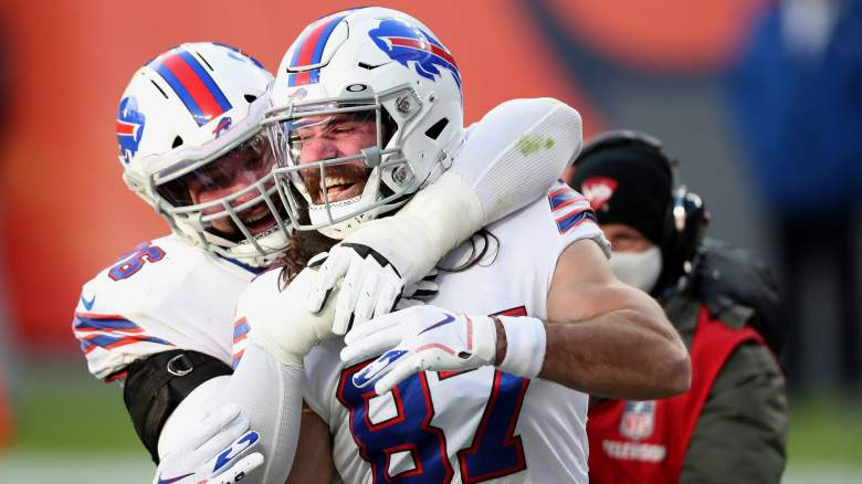 Jake Kumerow Signs Future/Reserve Contract with Bills