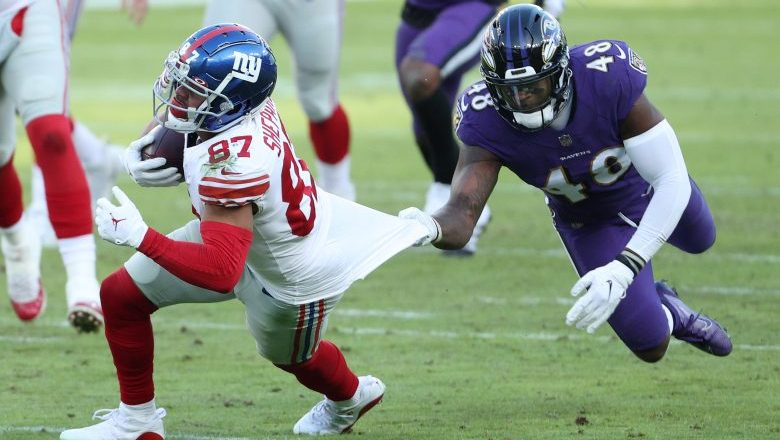Sterling Shepard voices disappointment with Giants offense
