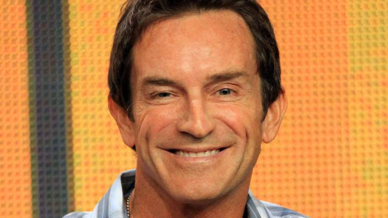 """Host/executive producer Jeff Probst speaks at the """"The Jeff Probst Show"""" discussion panel"""