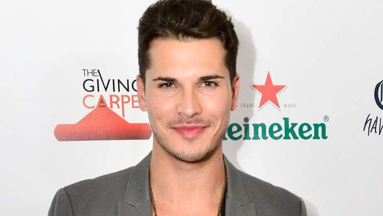 Gleb Savchenko attends OK! TV Awards Party at Sofitel Hotel