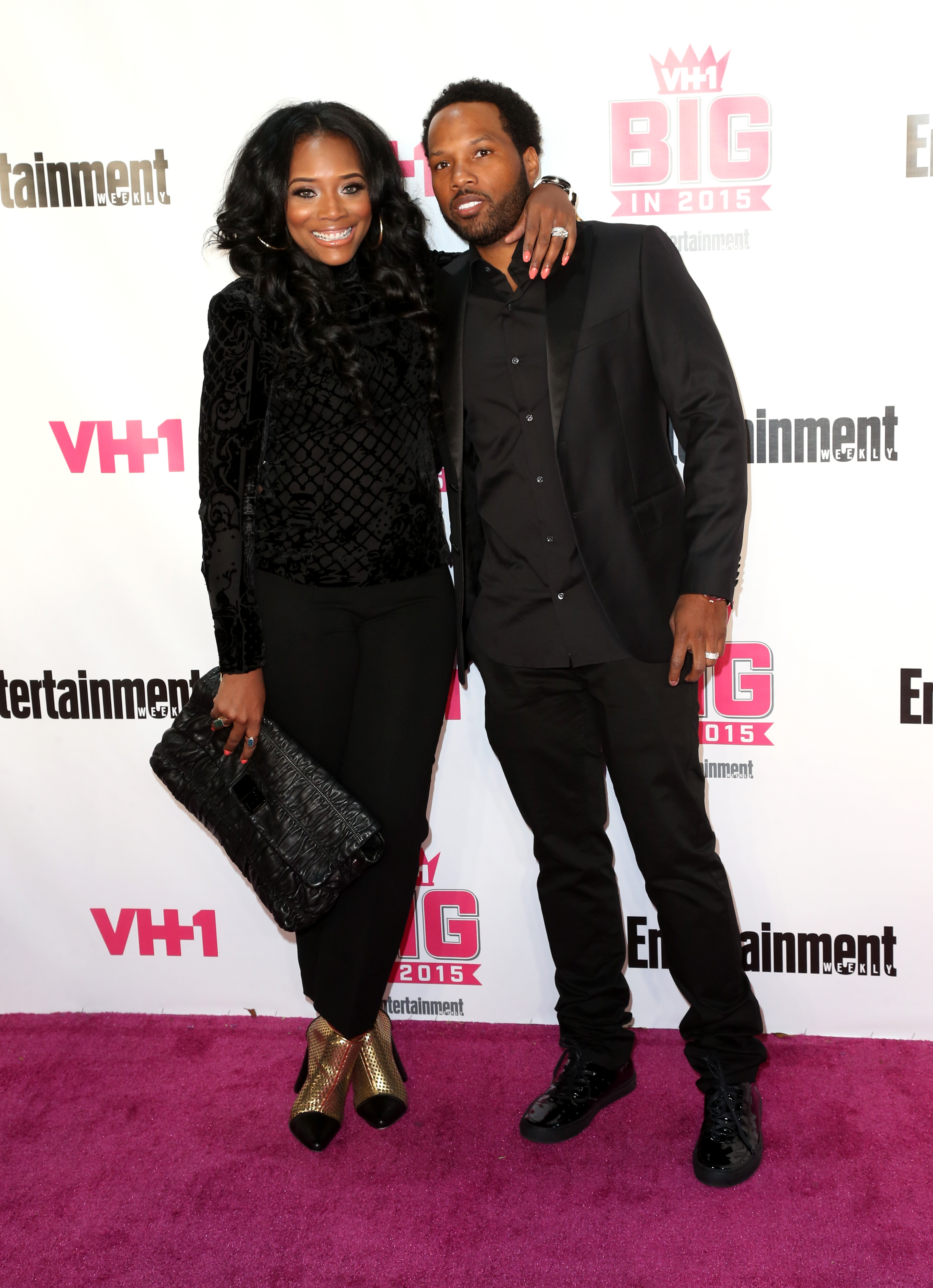 Yandy Smith Harris Mendeecees Harris
