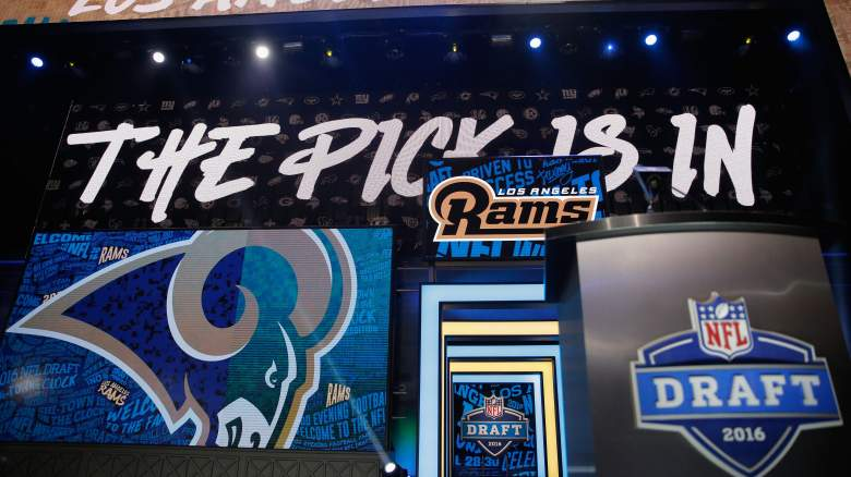 Rams NFL Draft