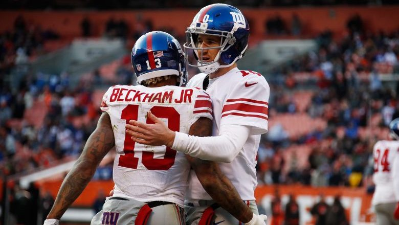 Odell Beckham doesn't think Giants helped Eli Manning enough