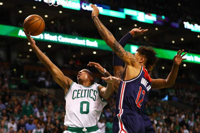 kelly Oubre Jr and Avery Bradley