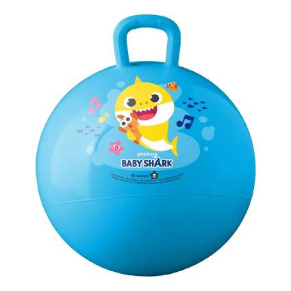 Hedstrom Baby Shark Hopper Ball
