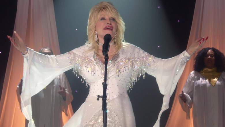 """""""A Holly Dolly Christmas""""-- Global icon and country music superstar Dolly Parton shares the spirit of the holidays in her new one-hour entertainment special"""
