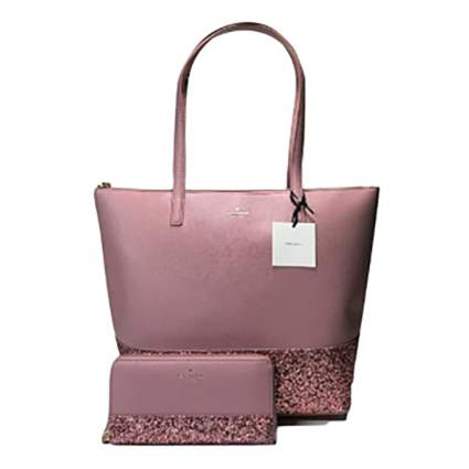 kate spade tote bag and wallet