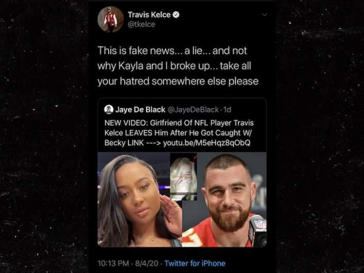 Travis Kelce Chiefs