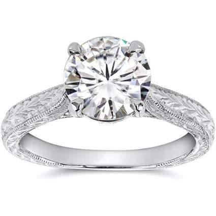 engagement rings on amazon