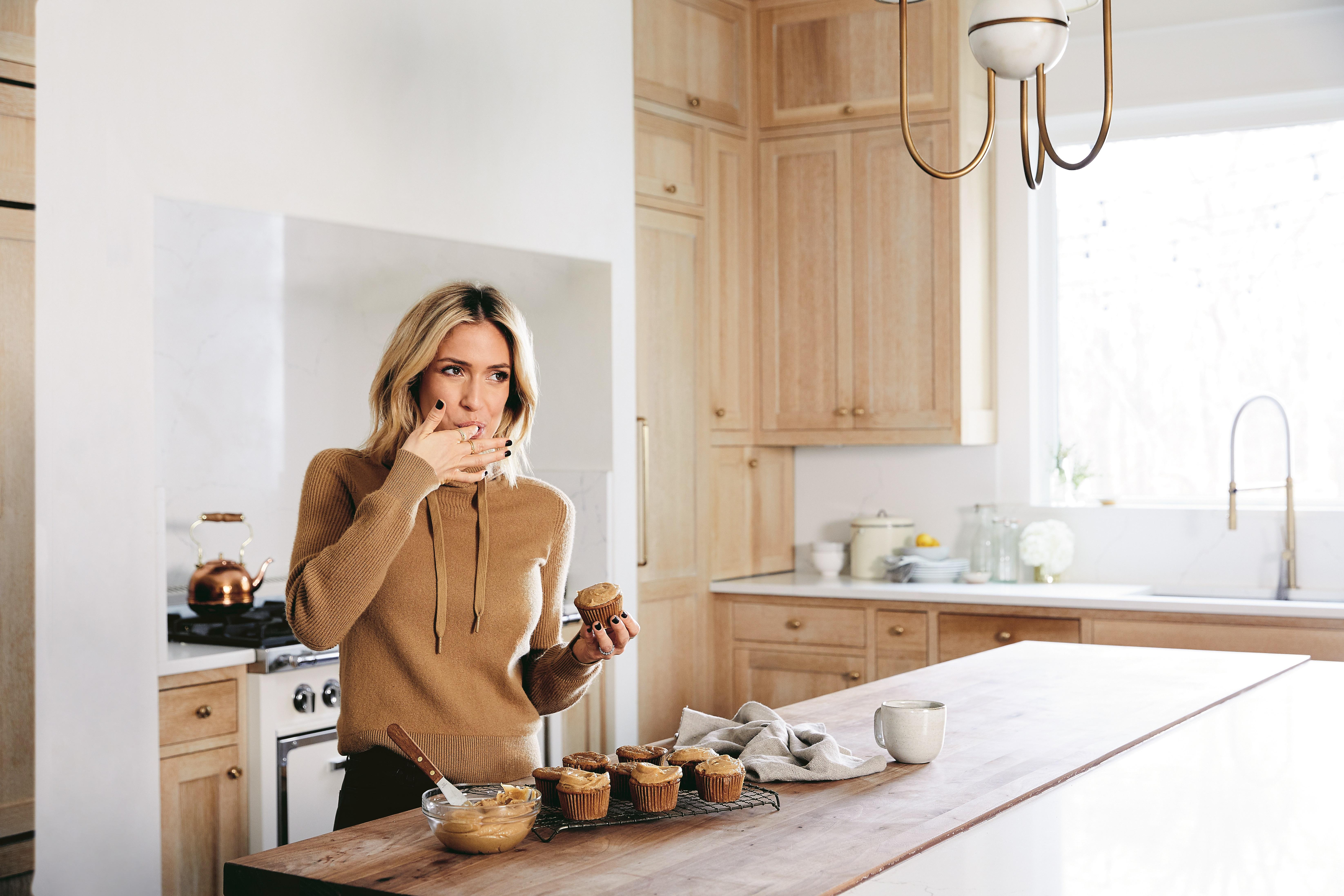 Kristin Cavallari In Her Kitchen