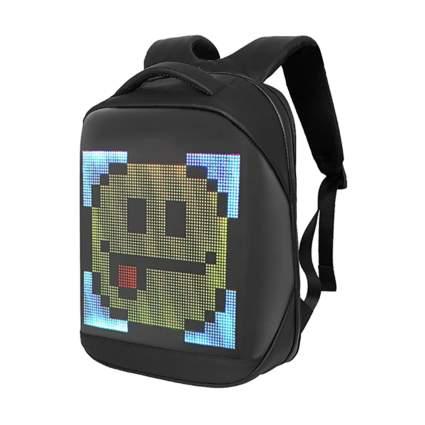smart LED backpack