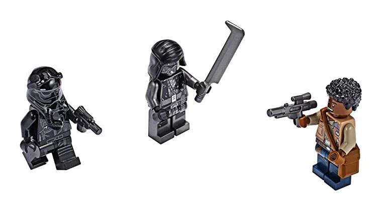 Lego Star Wars Sith TIE Fighter Mini-figures