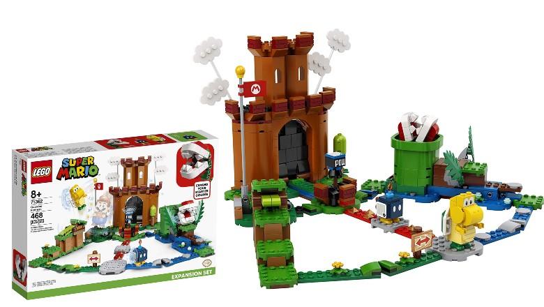 Lego Super Mario Guarded Fortress Deal