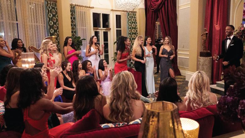 Season 25 of 'The Bachelor'
