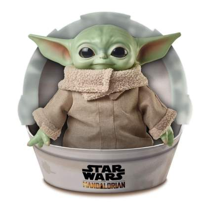 Mattel Star Wars The Child Plush