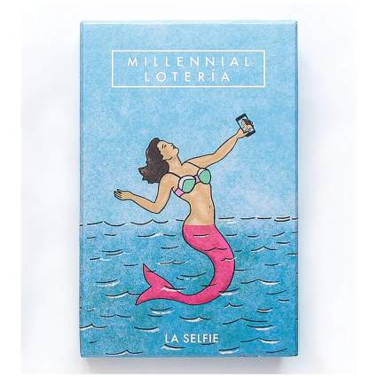 Millennial edition of Loteria
