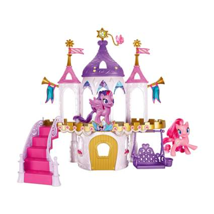 My little pony magic castle