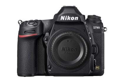 Nikon D780 DSLR digital camera