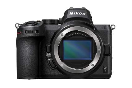 Nikon Z5 mirrorless digital camera