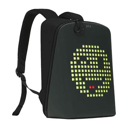 LED lighted backpack