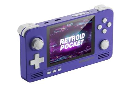 Retroid Pocket 2 Android Handheld Game Console