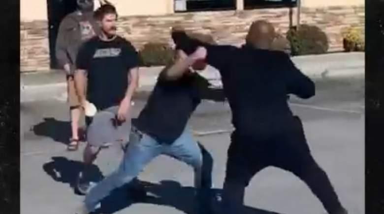 wack 100 fight