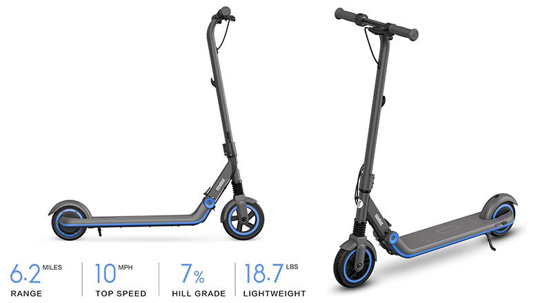 Segway Ninebot eKickScooter ZING10